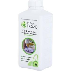 Гель CLEAN HOME для мытья линолеума и кафеля универсальный, 1л