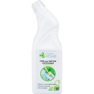 Гель CLEAN HOME для чистки сантехники, 800мл