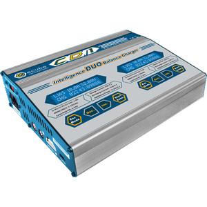 Двухканальное зарядное устройство EV-Peak CD1+ (LiXX, NiXX, Pb, 22012V, 100Wx2, C:10A, D:5A) - EV-F0305N