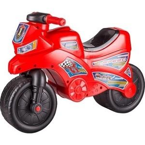 Каталка Альтернатива Мотоцикл красный