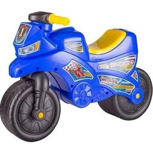 Каталка Альтернатива Мотоцикл синий