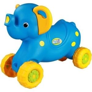 Каталка Альтернатива Слонёнок голубой