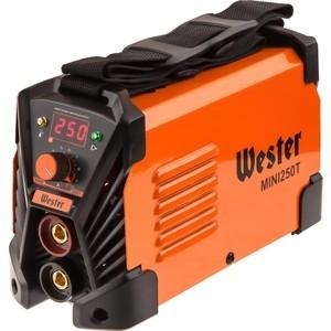 Сварочный инвертор Wester MINI 250T набор wester инвертор сварочный compact 180 ушм hammer flex usm500le