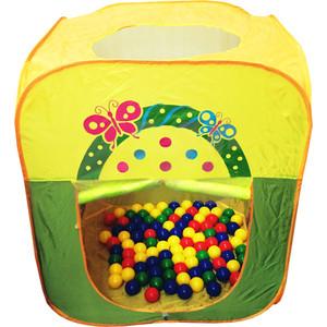 Игровой домик Ching-Ching CBH-21 Квадратный (100 шариков CBH-21) цены онлайн