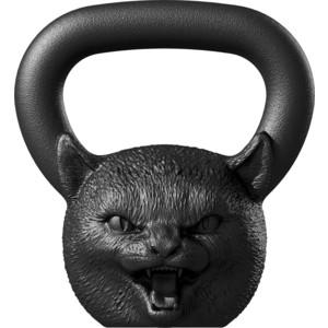 Гиря Iron Head Кошка 8,0 кг гиря iron head бизон 24 0 кг