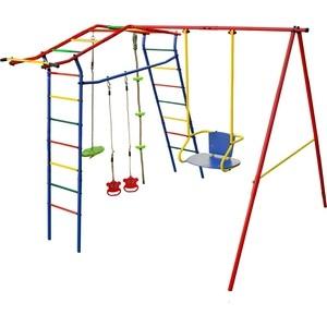 Детский спортивный комплекс КМС Игромания дачный (Базовый) КМС-400 фото