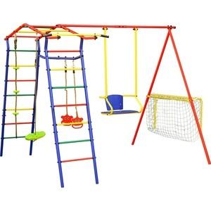 Детский спортивный комплекс КМС Игромания-2 Футбол дачный КМС-402