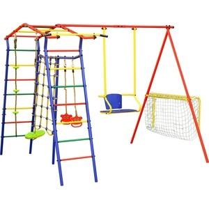 Детский спортивный комплекс КМС Игромания-4 Динамика дачный КМС-404