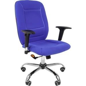 Офисноекресло Chairman 888 С-17 синий