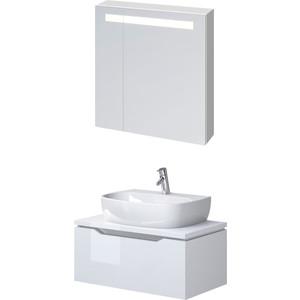 Мебель для ванной Cersanit Street Fusion 70 белая