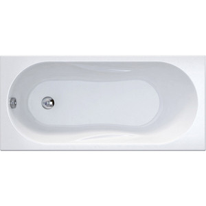 Акриловая ванна Cersanit Mito Red 150x70 см, белая (WP-MITO_RED*150-W) cersanit ванна гидромассажная cersanit kaliope 153x100 правая