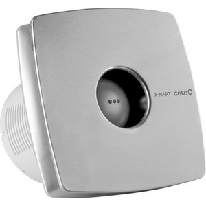 Вентилятор Cata вытяжной X-MART 10 INOX цена и фото