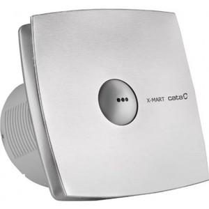 Вентилятор Cata вытяжной X-MART 10 MATIC INOX TIMER цена и фото
