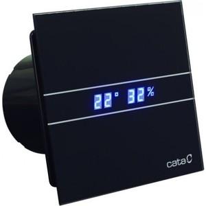 Вентилятор Cata вытяжной E100 GTH BK