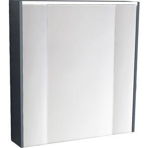 Зеркальный шкаф Roca Ronda 80 антрацит (ZRU9302970)