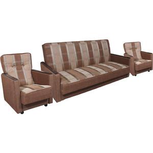 Комплект Шарм-Дизайн Классика светло-коричневая