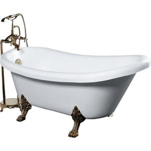 Фото - Акриловая ванна Gemy 175x82 (G9030 A) акриловая ванна gemy g9030 c