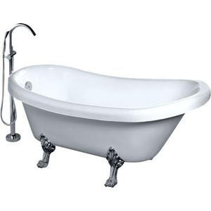 Фото - Акриловая ванна Gemy 175x82 (G9030 C) акриловая ванна gemy g9030 c