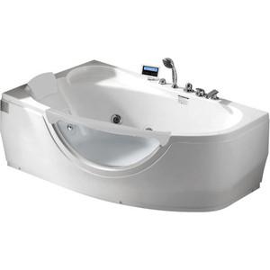 Акриловая ванна Gemy 171x99 с гидромассажем (G9046 II K L) фото