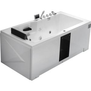 Акриловая ванна Gemy 171x86 с гидромассажем (G9066 II K R)
