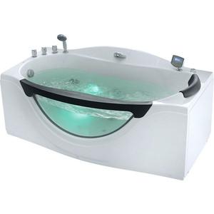 Акриловая ванна Gemy 171x92 с гидромассажем (G9072 K L)