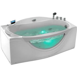 Акриловая ванна Gemy 171x92 с гидромассажем (G9072 K R)