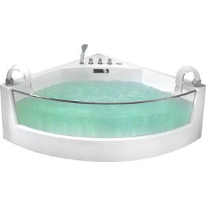 Акриловая ванна Gemy 150x150 с аэромассажем (G9080)