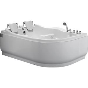 цена на Акриловая ванна Gemy 180x121 с гидромассажем (G9083 B L)