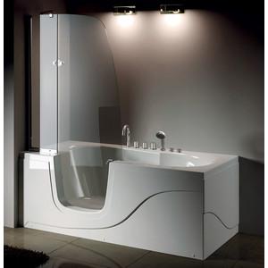 Акриловая ванна Gemy 170x80 с гидромассажем (G9246 B L)