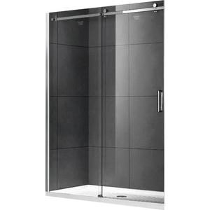купить Душевая дверь Gemy Modern Gent 120 прозрачная, хром (S25191C) по цене 28000 рублей