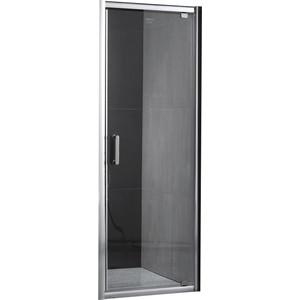 Душевая дверь Gemy Sunny Bay 80 прозрачная, хром (S28150) душевой уголок gemy sunny bay s28131e a85 s28191e a85 без поддона