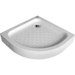 Душевой поддон Gemy 100x100 см, акриловый (ST08T) поддон для балконного ящика ingreen цвет белый длина 60 см