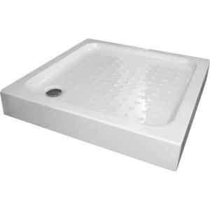 Душевой поддон Gemy 80x80 см, акриловый (ST15A) поддон для балконного ящика ingreen цвет белый длина 60 см