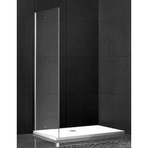 Боковая стенка Gemy 90x200 прозрачный, хром (A6-90) все цены