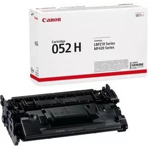 Картридж Canon 052HBk 9200 стр. (2200C002)