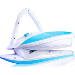 Снежный балансир на лыже Gismo Riders Skidrifter (Чехия) (бело-синий)