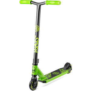 Самокат трюковой Madd Gear Трюковый самокат Whip Tacker (зеленый) трюковой самокат crisp inception