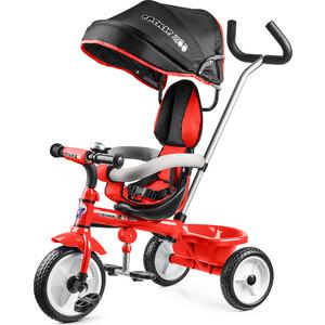 Велосипед трехколёсный Small Rider Baby Trike (CZ) (красный)