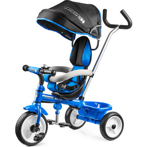 Велосипед трехколёсный Small Rider Baby Trike (CZ) (синий) сланцы rider rider ri163amdqvf7