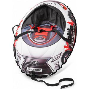 Санки-тюбинг Small Rider Snow Cars 3 (LX - красный) санки nikki 3 красный