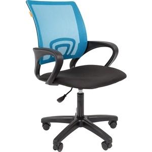 Офисноекресло Chairman 696 LT TW голубой