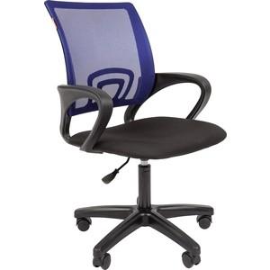 Офисноекресло Chairman 696 LT TW-05 синий цена и фото