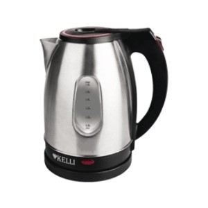 Чайник электрический Kelli KL-1345 красный