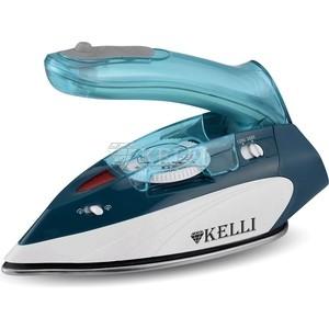 цена на Утюг Kelli KL-1636 синий