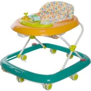 лучшая цена Ходунки Baby Care Corsa Оранжевый (Orange) BG0618G2