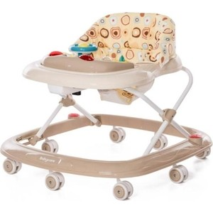 Ходунки Baby Care Flip Бежевый 18 (Beige 18) BG0601