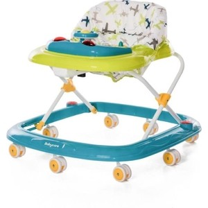Ходунки Baby Care Flip Зелёный 18 (Green 18) BG0601