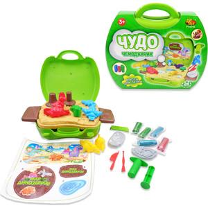 Масса для лепки Abtoys Мир Динозавров, 5 упаковок разных цветов (PT-00706)