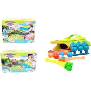 Бластер для снежков Abtoys и водных бомбочек мячей 3 в 1 Веселые забавы (PT-00866)