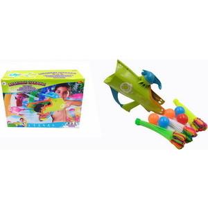 Игрушечное оружие Abtoys Бластер снежно-водный однозарядный 3 в 1 Веселые забавы (PT-00868)